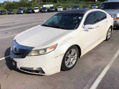 2009 Acura TL for sale at Jeffrey's Auto World Llc in Rockledge PA