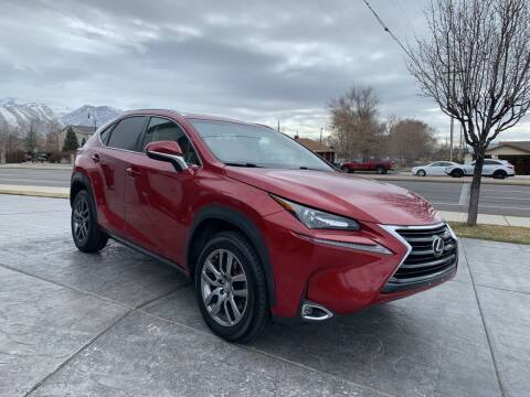 2015 Lexus NX 200t for sale at Berge Auto in Orem UT