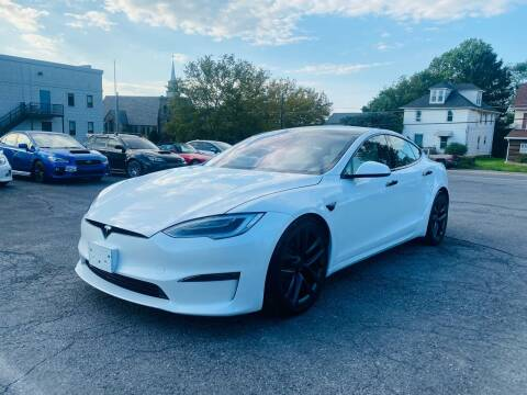 2021 Tesla Model S for sale at 1NCE DRIVEN in Easton PA