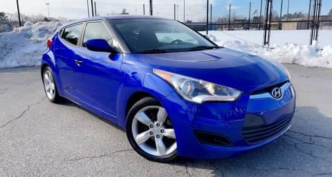 2012 Hyundai Veloster for sale at Maxima Auto Sales in Malden MA