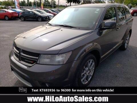 2019 Dodge Journey for sale at Hi-Lo Auto Sales in Frederick MD