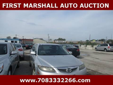 2006 Mazda MAZDA6 for sale at First Marshall Auto Auction in Harvey IL