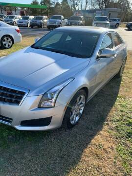 2014 Cadillac ATS for sale at BRYANT AUTO SALES in Bryant AR