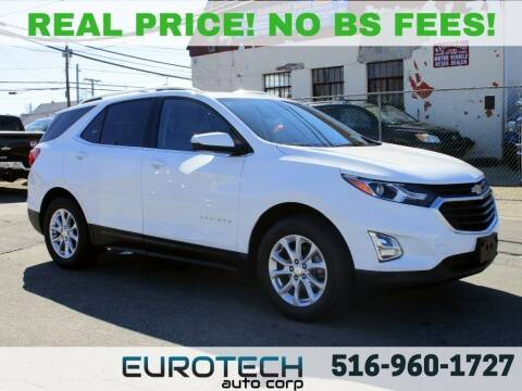 2018 Chevrolet Equinox for sale at EUROTECH AUTO CORP in Island Park NY