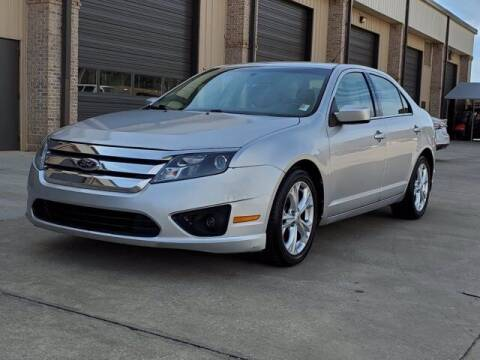2012 Ford Fusion for sale at Best Auto Sales LLC in Auburn AL