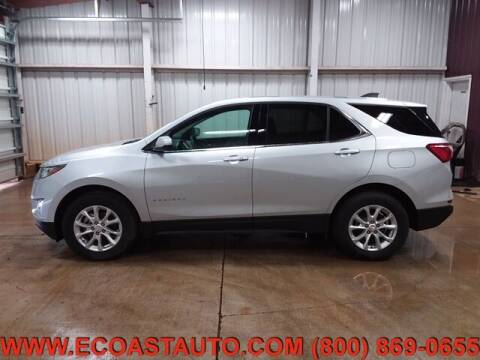 2018 Chevrolet Equinox for sale at East Coast Auto Source Inc. in Bedford VA