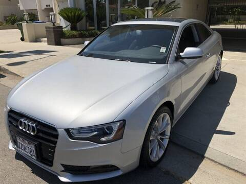 2014 Audi A5 for sale at Boktor Motors in North Hollywood CA
