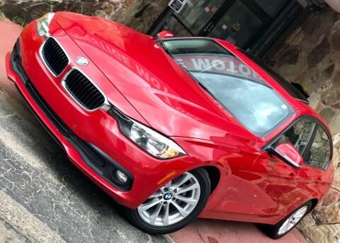 2016 BMW 3 Series for sale at Atlanta Prestige Motors in Decatur GA
