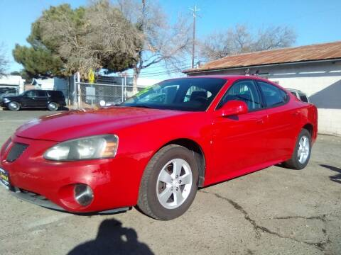 2008 Pontiac Grand Prix for sale at Larry's Auto Sales Inc. in Fresno CA