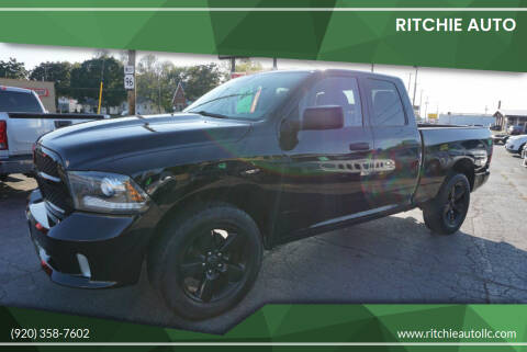 2014 RAM Ram Pickup 1500 for sale at Ritchie Auto in Appleton WI