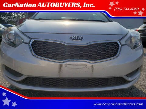 2016 Kia Forte for sale at CarNation AUTOBUYERS Inc. in Rockville Centre NY