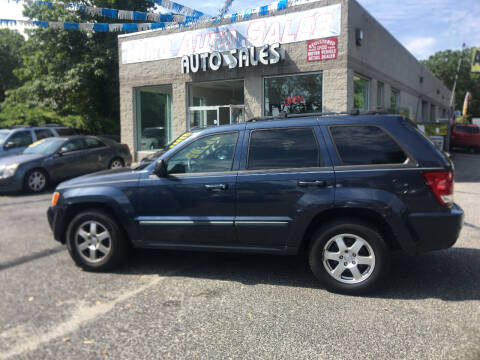 2009 Jeep Grand Cherokee for sale at King Auto Sales INC in Medford NY