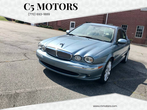 2006 Jaguar X-Type for sale at C5 Motors in Marietta GA
