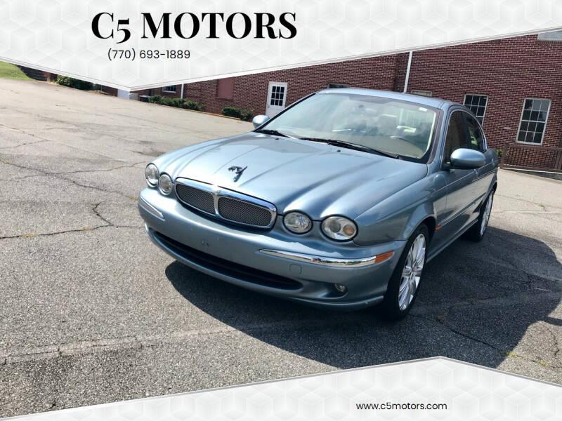 2006 Jaguar X-Type for sale at C5 Motors in Marietta GA