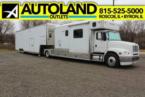 2001 Freightliner n/a for sale at AutoLand Outlets Inc in Roscoe IL