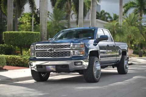 2015 Chevrolet Silverado 1500 for sale at EURO STABLE in Miami FL