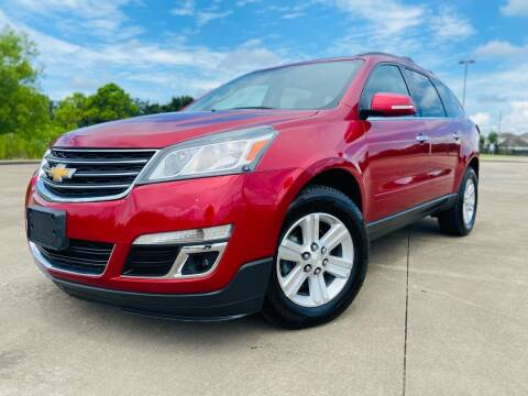 2013 Chevrolet Traverse for sale at AUTO DIRECT Bellaire in Houston TX