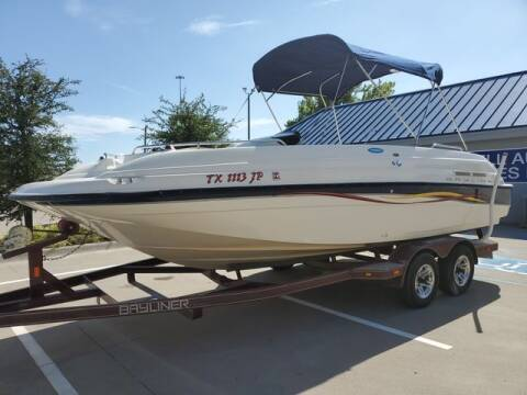 2001 Bayliner Rendezvous Special 2659 for sale at Kell Auto Sales, Inc in Wichita Falls TX