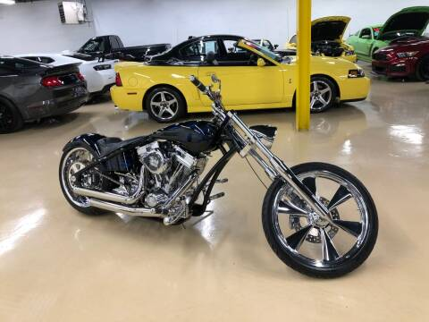 2005 Chopper Custom for sale at Fox Valley Motorworks in Lake In The Hills IL