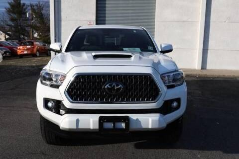 2019 Toyota Tacoma for sale at GLOBAL MOTOR GROUP in Newark NJ