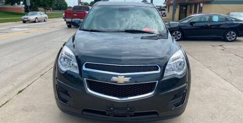 2013 Chevrolet Equinox for sale at Mulder Auto Tire and Lube in Orange City IA