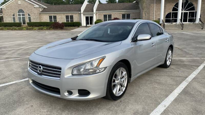 2010 Nissan Maxima for sale at 411 Trucks & Auto Sales Inc. in Maryville TN