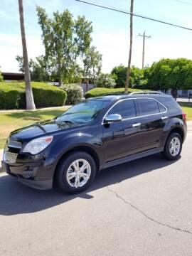 2013 Chevrolet Equinox for sale at Premier Motors AZ in Phoenix AZ