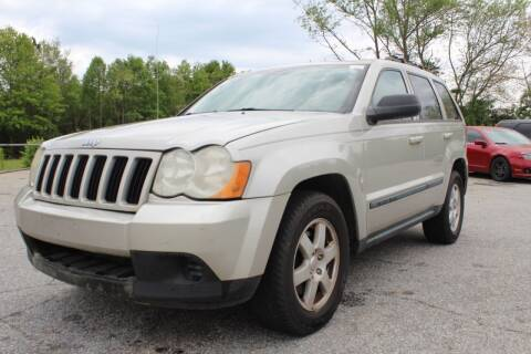 2009 Jeep Grand Cherokee for sale at UpCountry Motors in Taylors SC