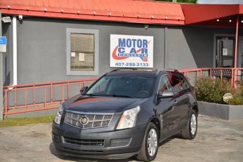 2011 Cadillac SRX for sale at Motor Car Concepts II - Kirkman Location in Orlando FL