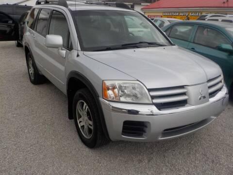2004 Mitsubishi Endeavor for sale at SEBASTIAN AUTO SALES INC. in Terre Haute IN