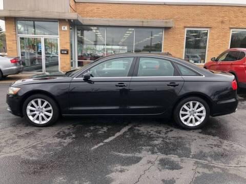 2014 Audi A6 for sale at Auto Galaxy Inc in Grand Rapids MI
