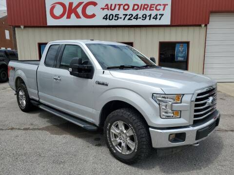 2017 Ford F-150 for sale at OKC Auto Direct in Oklahoma City OK