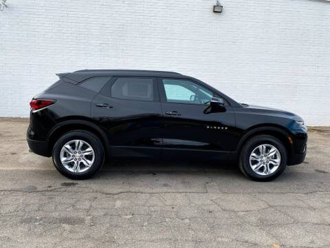 2021 Chevrolet Blazer for sale at Smart Chevrolet in Madison NC