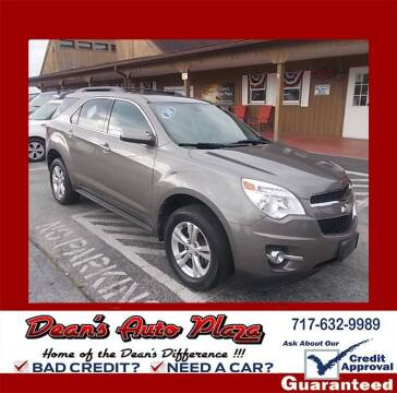 2010 Chevrolet Equinox for sale at Dean's Auto Plaza in Hanover PA