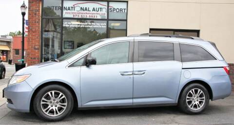 2013 Honda Odyssey for sale at INTERNATIONAL AUTOSPORT INC in Pompton Lakes NJ