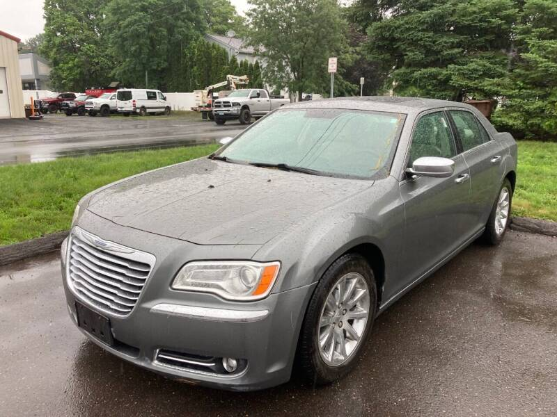2012 Chrysler 300 for sale at ENFIELD STREET AUTO SALES in Enfield CT