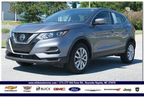 2020 Nissan Rogue Sport for sale at WHITE MOTORS INC in Roanoke Rapids NC