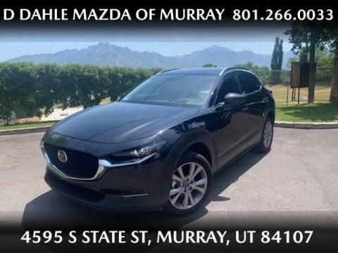 2020 Mazda CX-30 for sale at D DAHLE MAZDA OF MURRAY in Salt Lake City UT