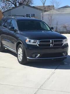2014 Dodge Durango for sale at Suburban Auto Sales LLC in Madison Heights MI