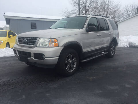 2004 Ford Explorer for sale at Barnsley Auto Sales in Oxford PA