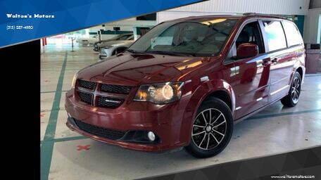 2017 Dodge Grand Caravan for sale at Walton's Motors in Gouverneur NY