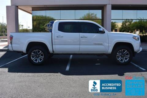 2017 Toyota Tacoma for sale at GOLDIES MOTORS in Phoenix AZ