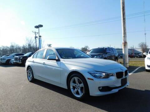 2015 BMW 3 Series for sale at Radley Cadillac in Fredericksburg VA