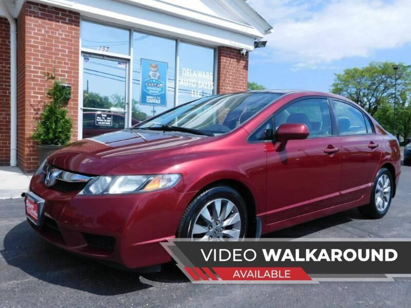 2009 Honda Civic for sale at Delaware Auto Sales in Delaware OH