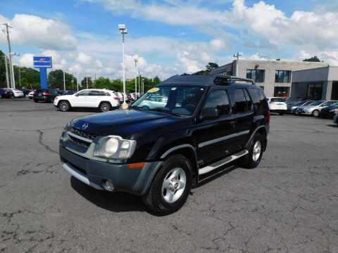 2002 Nissan Xterra for sale at Paniagua Auto Mall in Dalton GA