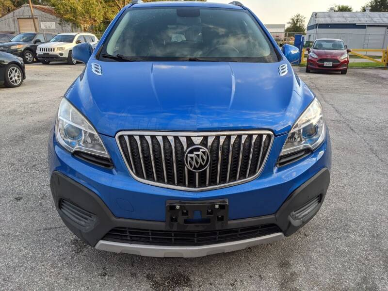 2013 Buick Encore 4dr Crossover - Pearland TX