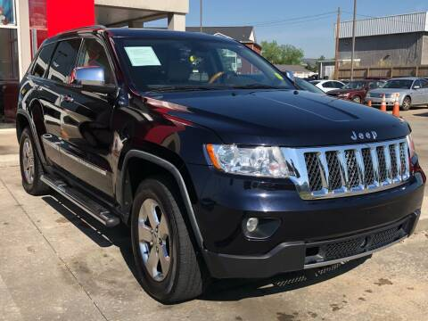 2011 Jeep Grand Cherokee for sale at Thumbs Up Motors in Warner Robins GA