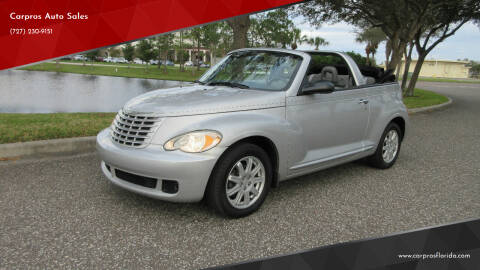 2006 Chrysler PT Cruiser for sale at Carpros Auto Sales in Largo FL