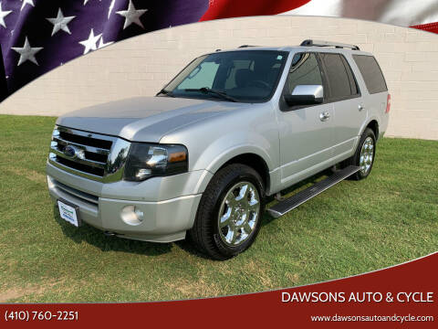 2013 Ford Expedition for sale at Dawsons Auto & Cycle in Glen Burnie MD