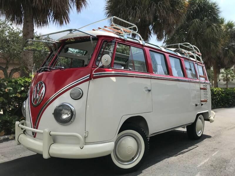 1974 Volkswagen Bus/Vanagon for sale at DS Motors in Boca Raton FL